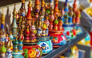 Сувенир из России